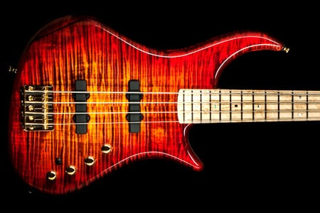 Pedulla Announces Rapture NPG Bass
