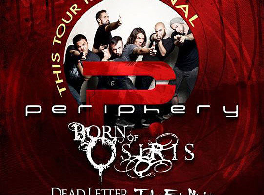 """Periphery Announces """"This Tour Is Personal"""" North American Tour"""