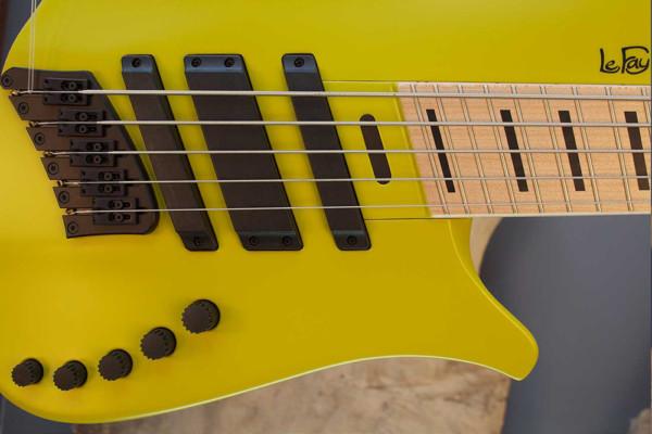 Le Fay Updates ROB 344-66/IIIa Bass Guitar