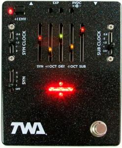 Godlyke TWA GD-02 Great Divide Analog Synth Octaver
