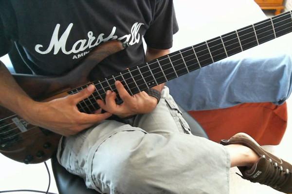 """Jesús Rico Pérez: """"Reconciliación (Reproches Part II)"""" for Solo Bass"""