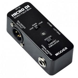 Mooer Audio Micro DI Pedal