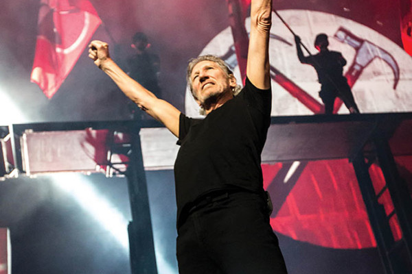 Roger Waters: The Man Behind The Wall Biography Released