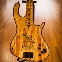 Bass of the Week: Rybski Wooten Woods Camp Bass