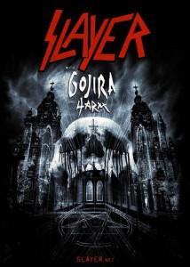Slayer 2013 North American Tour