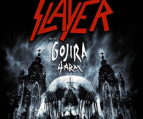 Slayer Announce First Headlining North American Tour in Two Years