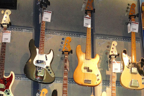 Spend Money to Make Money: A Discussion for Bass Players