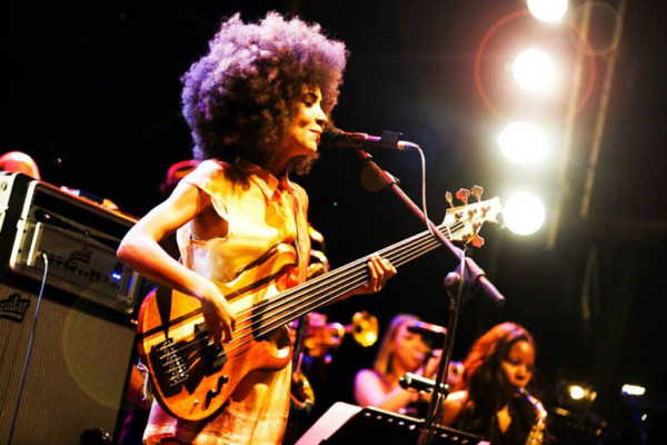 Bass of the Week: Esperanza Spalding's South Paw Fretless 5-String