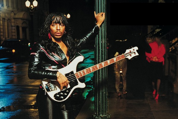 "Rick James: ""Super Freak"" Isolated Bass"