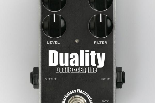 Darkglass Electronics Announces Duality Dual Fuzz Engine