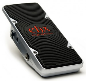 Electro-Harmonix Crying Bass Wah/Fuzz Pedal