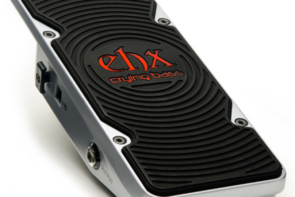 Electro-Harmonix Introduces Next Step Crying Bass Wah/Fuzz