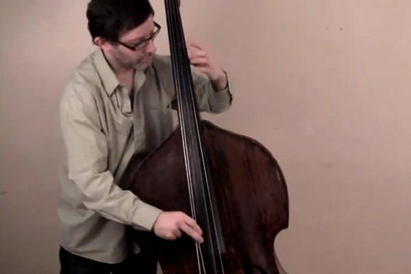 "Craig Akin: ""Do it!"" Funky Upright Bass"