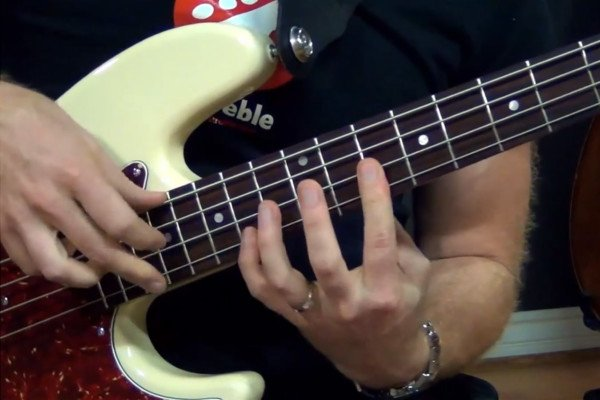 Jayme Lewis: Modulating Sweep Arpeggios and Inversions Lesson
