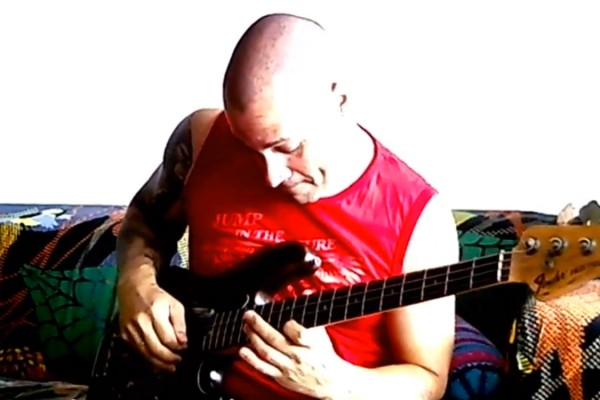 "Viaceslav Svedov: All Bass Performance of Megadeth's ""Train of Consequences"""