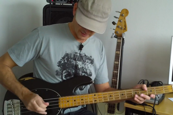 Reviving Old Bass Strings: A New Approach