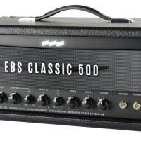 EBS Announces Classic 500 Bass Amplifier