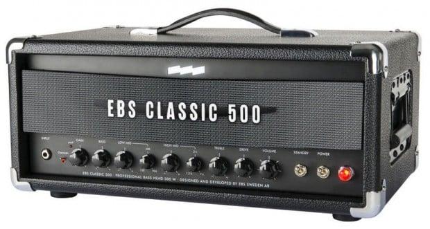 EBS Classic 500 Bass Amp