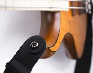 Ish Strap-On Strap Lock on Bass
