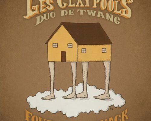Les Claypool's Duo de Twang Announces Debut Album