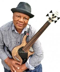 Bakithi Kumalo with Kala Signature U-Bass