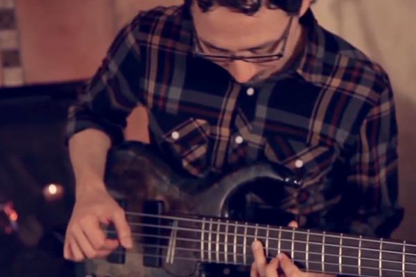 "Norm Stockton: ""O Come All Ye Faithful"" Solo Bass Arrangement"