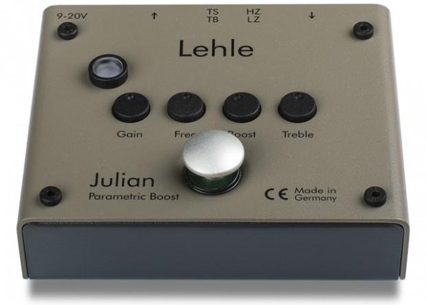 Lehle Julian Parametric Booster Pedal