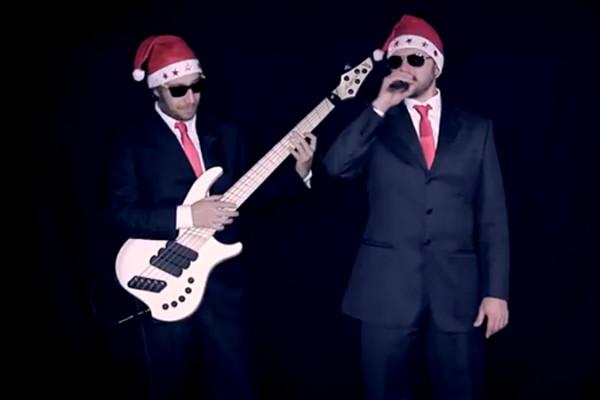 Alberto Rigoni and Enrico Buttol: Jingle Bells