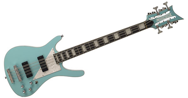 Musicvox Announces Limited Edition 12-String MI-5 Bass