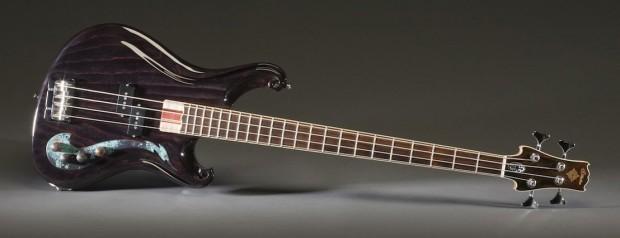 Scott Walker California Bass P-Bass