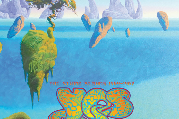 Yes Releases The Studio Albums 1969-1987 Box Set