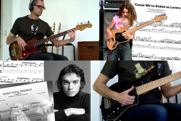 Best of 2013: The Top 10 Bass Lessons and Transcriptions