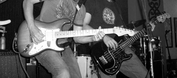 Guitarist and bassist