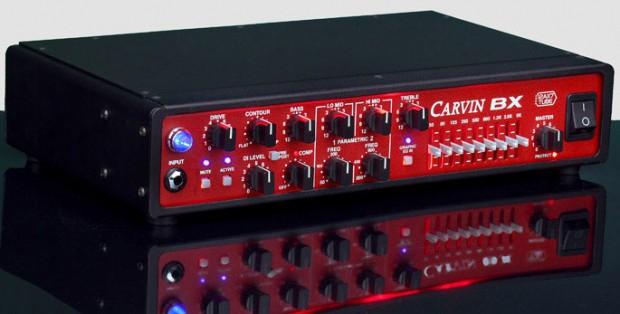 Carvin BX700 Bass Amplifier