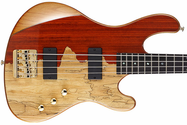 Jeff Berlin and Cort Announce Signature RITHIMIC Bass