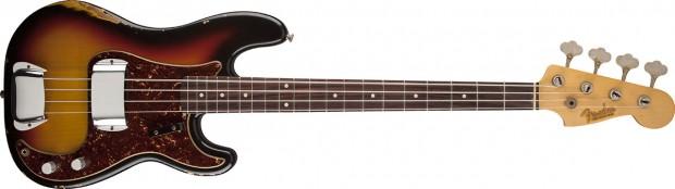 Fender Custom Shop 1964 Heavy Relic Precision Bass