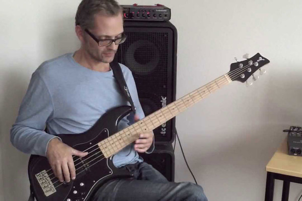 Bass Lesson: Using Vibrato in Your Bass Lines for Better Phrasing