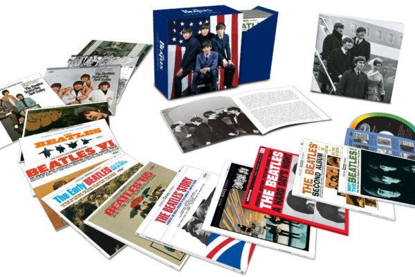 """The Beatles """"U.S. Albums"""" Released As Box Set"""