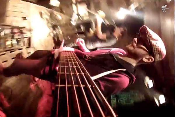 """Byron: """"Zeitgeist"""" Live Bass Cam"""