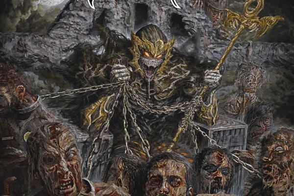 """Iced Earth Releases """"Plagues of Babylon"""""""