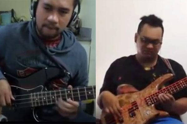 Bass Jam Collaboration: Mercy Mercy Mercy