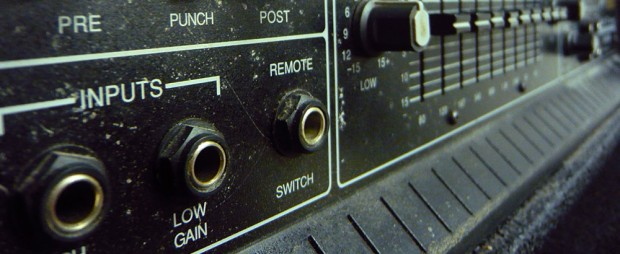 Old bass amp