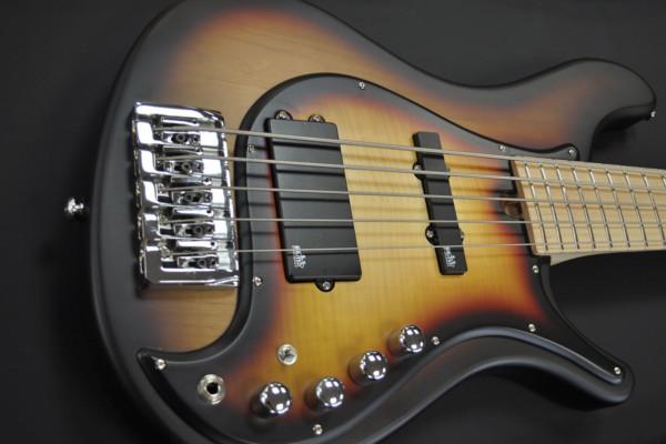 Bass of the Week: Brubaker Brute MJX Series
