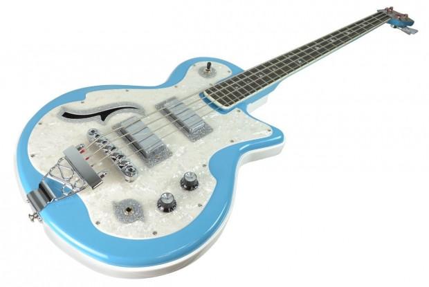 DiPinto Guitars Belvedere Deluxe Bass