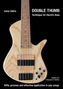 Double Thumb Technique For Electric Bass