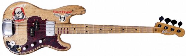 Jon Willis Billy Sheehan Wife Bass Replica