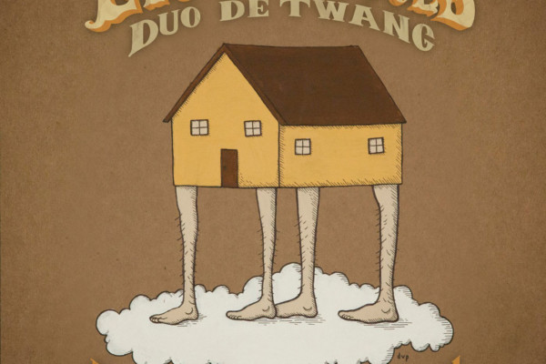 "Les Claypool's Duo De Twang Releases ""Four Foot Shack"""