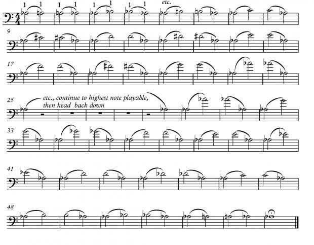 Single String Shifting Exercise