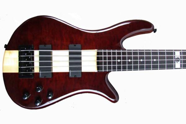 Spector Announces NS-2000/5 Dan Briggs Signature Bass
