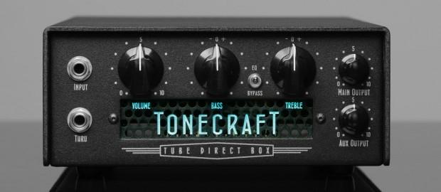 Tonecraft Audio 363 Tube Direct Box